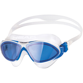 Head Horizon Mask, clear/white/blue/blue